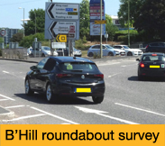 Brighton Hil Roundabout Survey